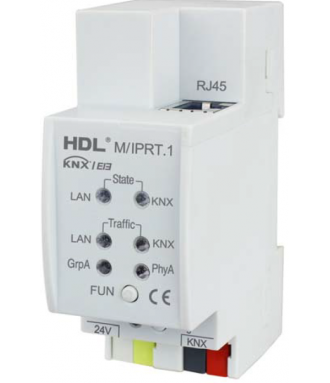 Routeur KNX net/IP