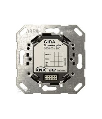 Insert for KNX bus coupler 3