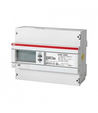 KNX Compteur d'énergie 3ph...