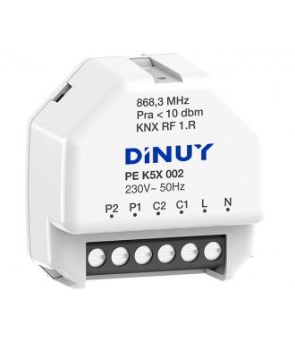 2-channel KNX-RF...