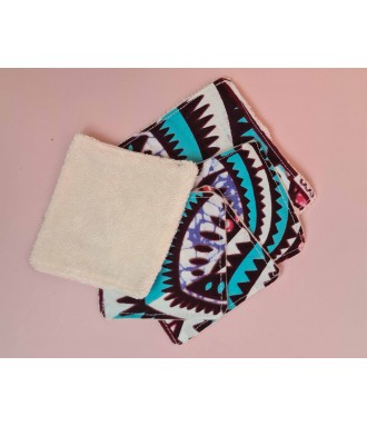 5 Reusable wipes